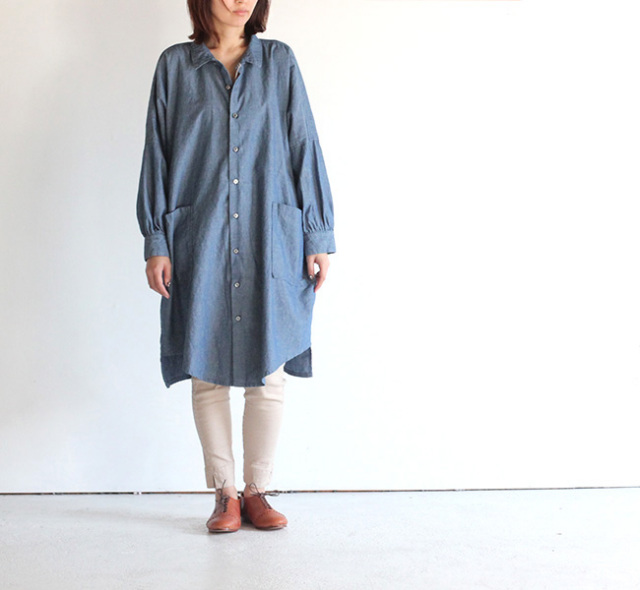 SALE40%//ordinary fits オーディナリーフィッツ レディース TOMBOY ONEPIECE トムボーイワンピース