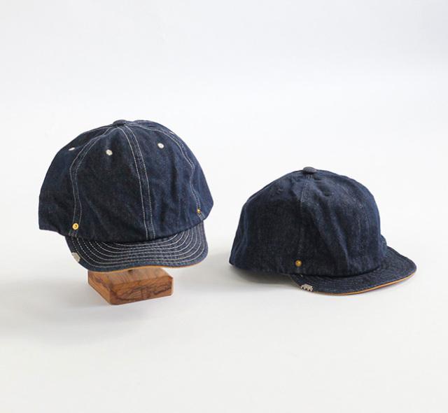 DECHO × ANACHRONORM デコ ボールキャップ BALL CAP ANDC-075
