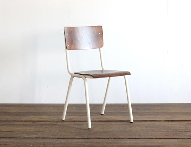 journal standard Furniture ジャーナルスタンダードファニチャー  SUSY CHAIR VINTAGE IVORY スージー チェアー ヴィンテージ アイボリー