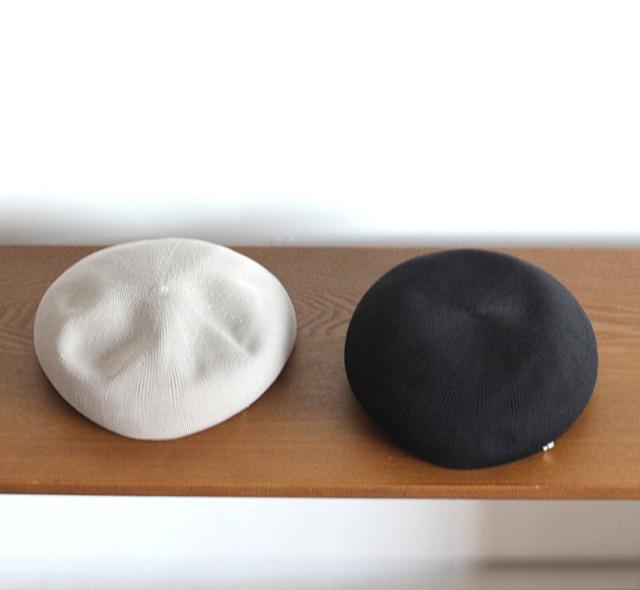 SALE40%// スリープスロープ スプリングサマーベレー帽 NS-704061
