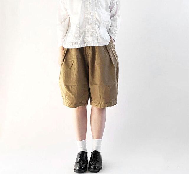 HARVESTY ハーベスティ  CIRCUS SHORT PANTS サーカスショーツ A11909