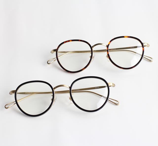 NEW. ニュー SPICER スパイサー  (旧 NEWMAN ニューマン ) 眼鏡