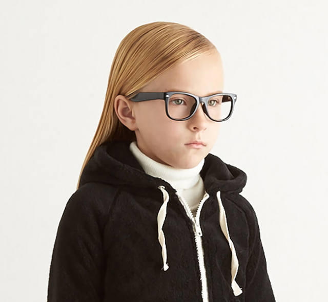 SALE40%OFF SMOOTHY スムージー 子供服 ダテ眼鏡 01ac-03a