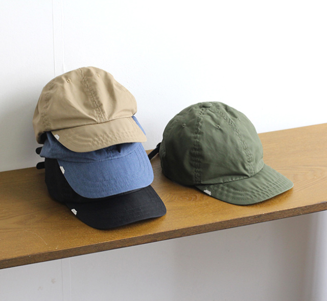 SALE30%OFF DECHO × ANACHRONORM  T/C LETHER BUCKLE CAP T/C レザーバックルキャップ ANDC-047