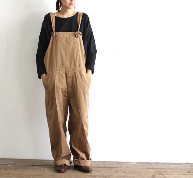 SALE30%OFF Veritecoeur ヴェリテクール VC-1983 Compact Flat Overall