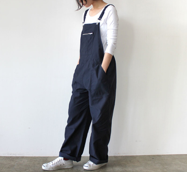 NAPRON ナプロン ジャーマンワークオーバーオール GERMAN WORK OVERALL NP-PT05-8A