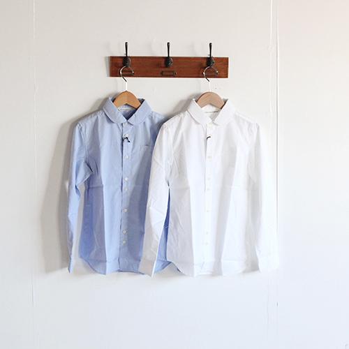 GRANDMA MAMA DAUGHTER(グランママドーター)/  丸襟シャツ