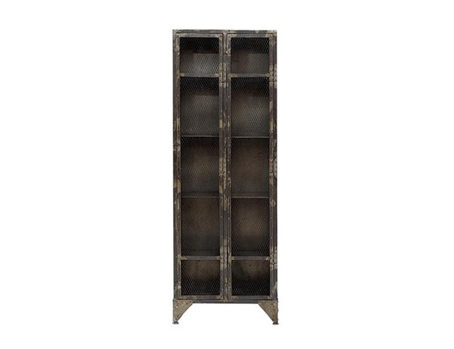 journal standard Furniture ジャーナルスタンダードファニチャー  GUIDEL MESH LOCKER 2DOORS ギデルメッシュロッカー2ドアーズ
