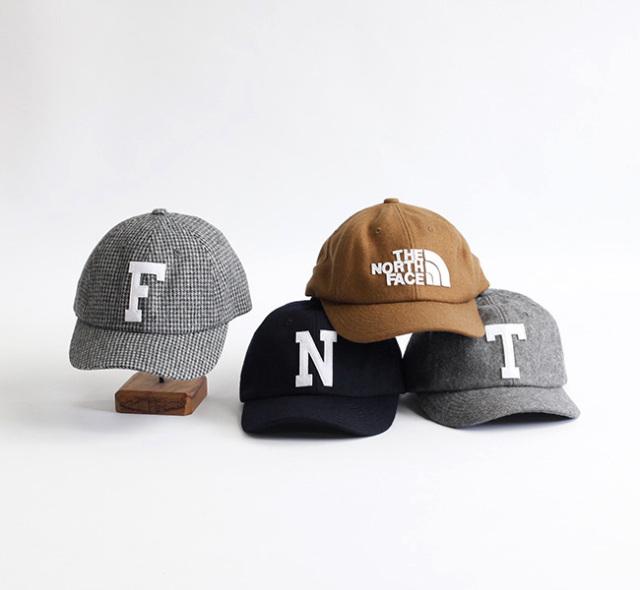 ザノースフェイス THE NORTH FACE  TNFロゴフランネルキャップ TNF Logo Flannel Cap NN42031