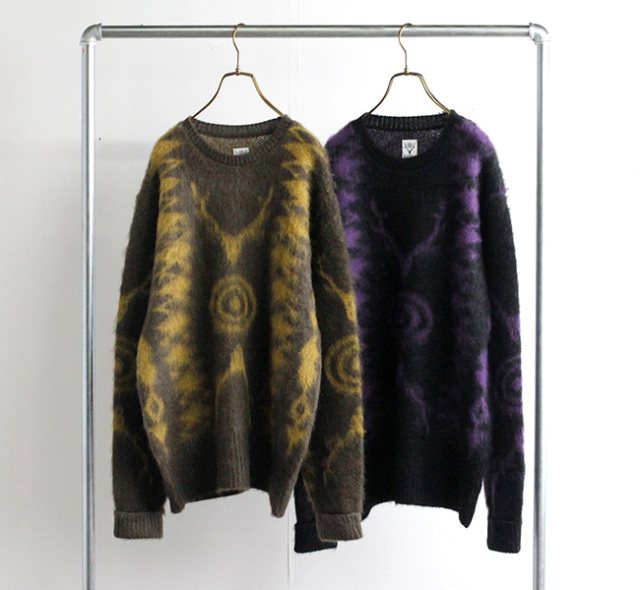 SOUTH2 WEST8 サウスツーウエストエイト ルーズフィットセーター LOOSE FIT SWEATER - S2W8 NATIVE JO865