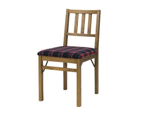 journal standard Furniture ジャーナルスタンダードファニチャー  HARLEM CHAIR PLAID ハーレムチェアプレイド