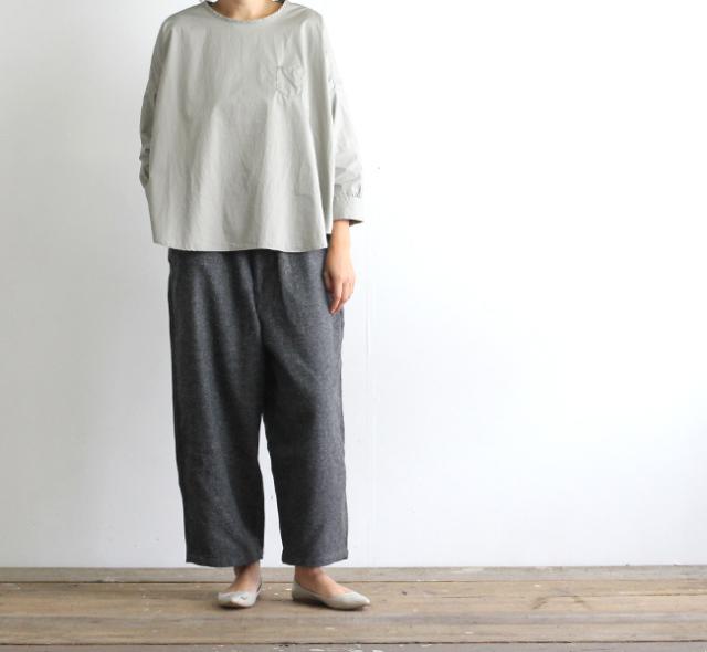 ordinary fits オーディナリーフィッツ レディース ディープパンツ ウール DEEP PANTS wool OF-P008