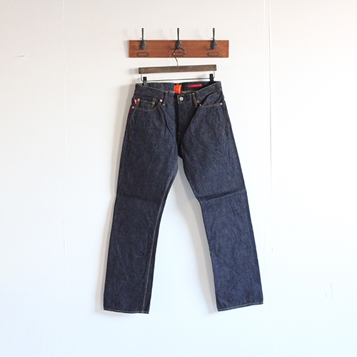 KATO`(カトーデニム)  Slim Straight 5PKT Pants