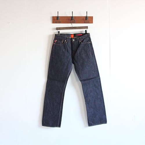 KATO`(カトーデニム)  Slim Straight 5PKT Pants