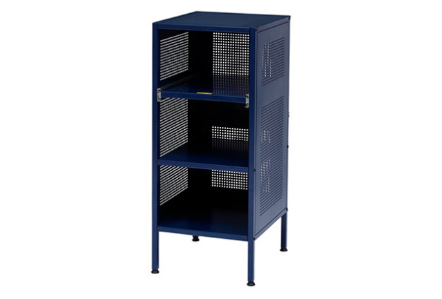 journal standard Furniture ジャーナルスタンダードファニチャー  ALLEN STEEL SHELF SMALL NAVY アレンスチールシェルフネイビー
