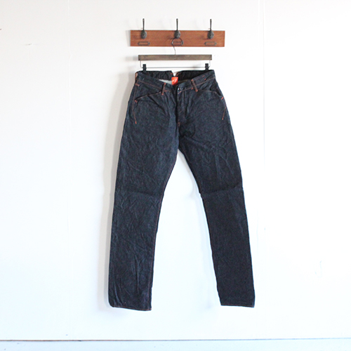 KATO`(カトーデニム)Buckle Back Denim Pant