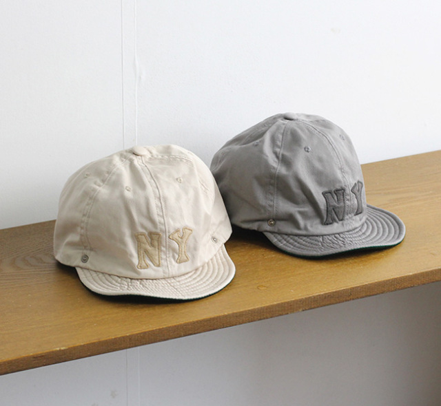 DECHO × EBETTS FIELD DEEF-04 BALL CAP  ボールキャップ