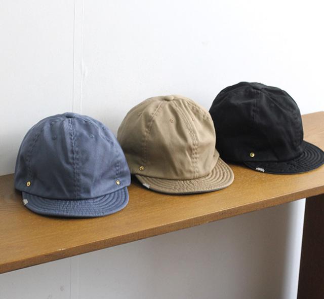 DECHO × ANACHRONORM デコ ボールキャップ BALL CAP ANDC-066
