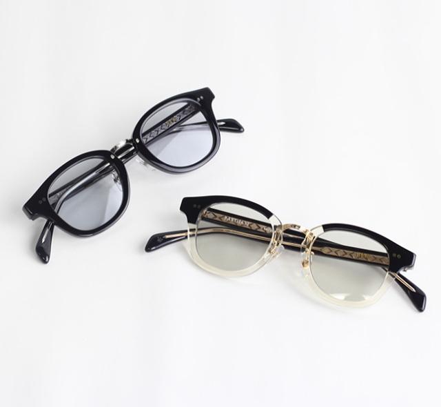NEW. ニュー PARTISAN パルチザン   (旧 NEWMAN ニューマン ) 眼鏡 サングラス