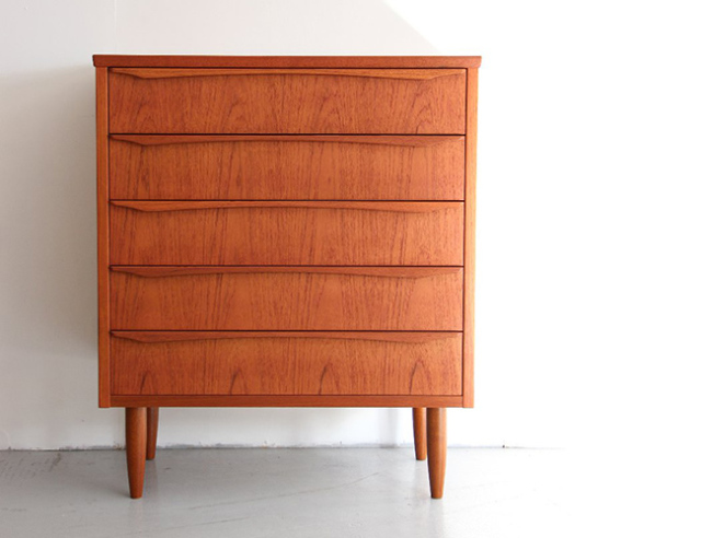SAC WORKS 5DRAWERS CHEST 5ドロワーズ チェスト RF-044