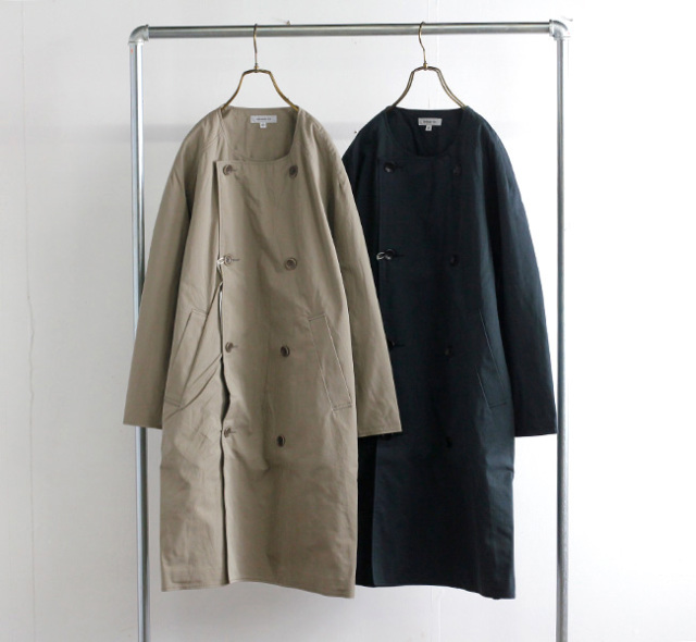 ordinary fits オーディナリーフィッツ グランマコート GRANMA COAT OF-T024