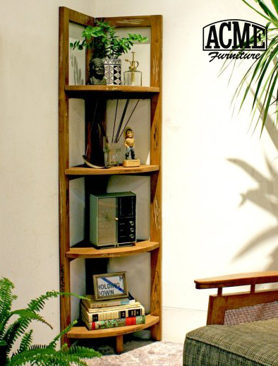 ACME FURNITURE アクメファニチャー TROY CORNER SHELF L