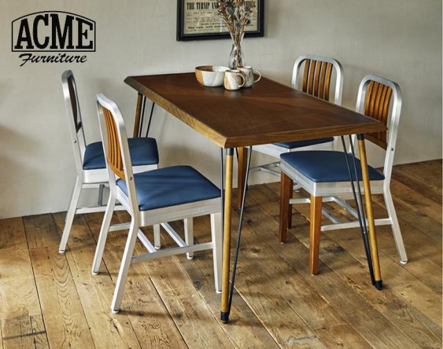 ACME FURNITURE アクメファニチャー BELLS FACTORY DINING TABLE W1500 ベルズファクトリー ダイニングテーブル W1500  6月入荷予約