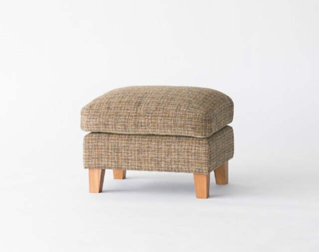 ACME FURNITURE アクメファニチャー JETTY FEATHER OTTOMAN AC02BY  ジェティ フェザー オットマン