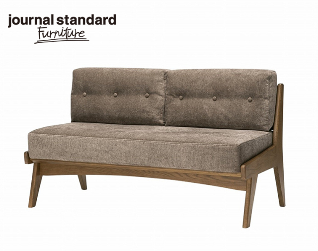 journal standard Furniture ジャーナルスタンダードファニチャー 家具 ALVESTA LD SEAT 2P アルベスタ エルディ 2シーター 1月入荷予約