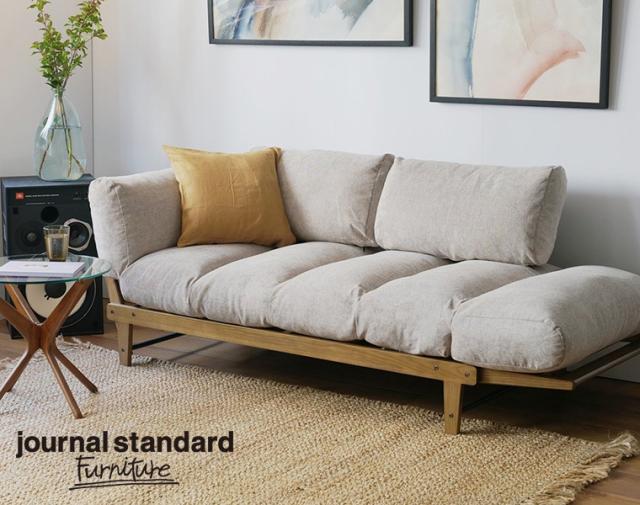 journal standard Furniture ジャーナルスタンダードファニチャー 家具 ALVESTA SOFA アルベスタソファ 12月入荷予約