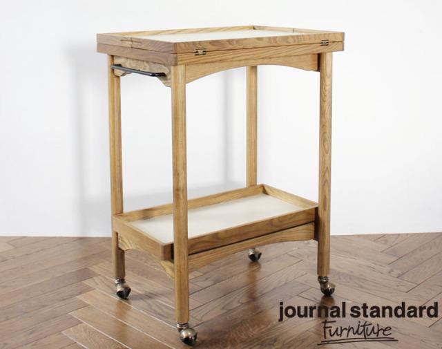 journal standard Furniture ジャーナルスタンダードファニチャー 家具 ALVESTA KITCHEN WAGON アルベスタキッチンワゴン