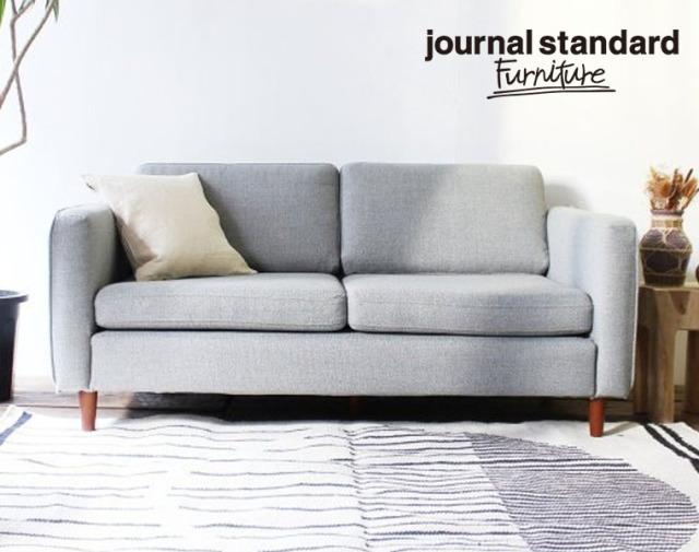 journal standard Furniture ジャーナルスタンダードファニチャー 家具 ALAMEDA SOFA 2P  アラメダソファ 2P