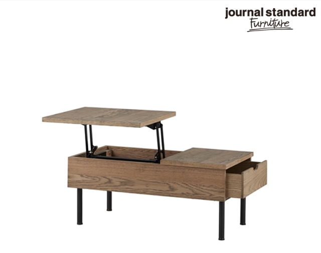 journal standard Furniture ジャーナルスタンダードファニチャー 家具 PSF LIFTING TABLE NT/ピーエスエフリフティングテーブル