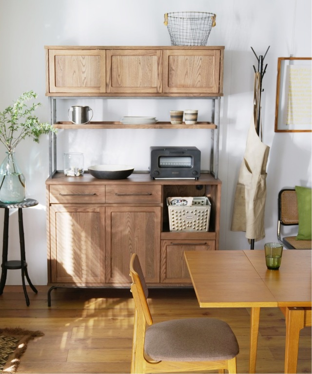 journal standard Furniture ジャーナルスタンダードファニチャー 家具 TIVERTON KITCHEN BOARD-L ティバートン キッチンボードL