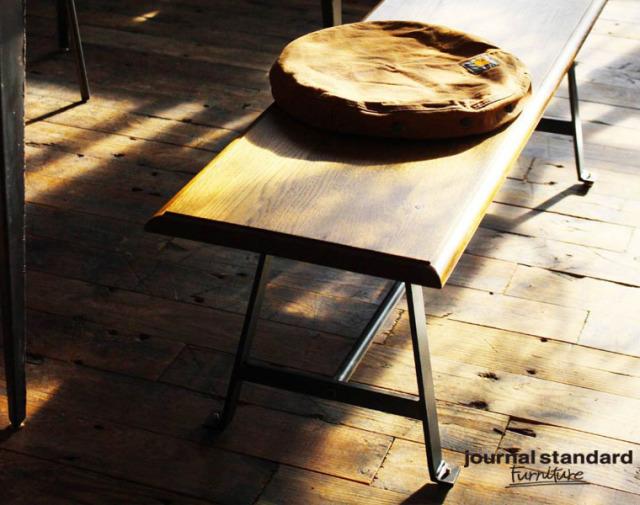 journal standard Furniture ジャーナルスタンダードファニチャー 家具 CHRYSTIE BENCH クリスティ ベンチ