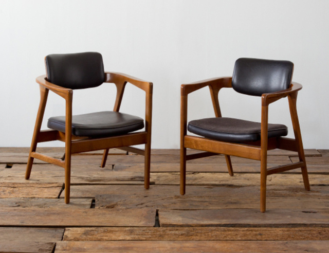ACME FURNITURE アクメファニチャー WARNER ARM CHAIR ワーナーアームチェア
