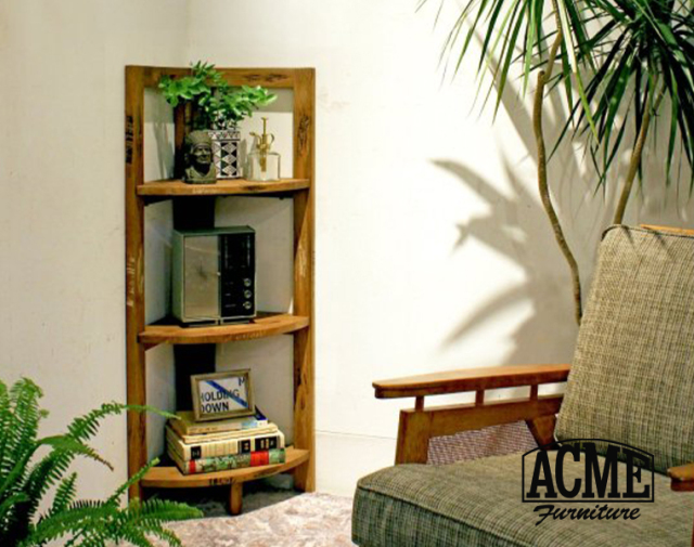 ACME FURNITURE アクメファニチャー TROY CORNER SHELF S