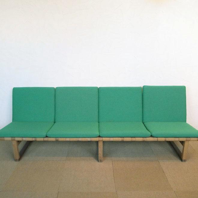 ボーエ・モーエンセンのソファ