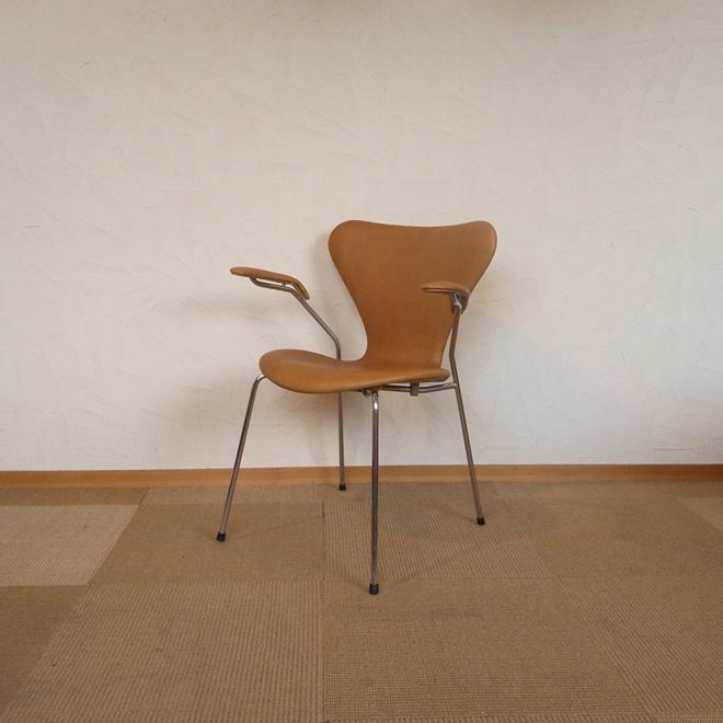 Arne Jacobsen / アルネ・ヤコブセン フリッツ・ハンセン 3213 セブンチェア