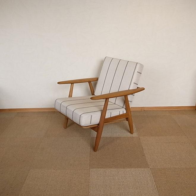 ハンス・J・ウェグナーのGE240イージーチェア 北欧ビンテージ家具