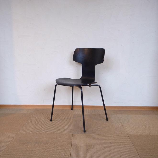 Arne Jacobsen / アルネ・ヤコブセン フリッツ・ハンセン 3103ハンマーチェア 【ビーチ】