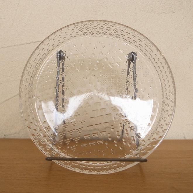 Oiva Toikka / オイバ・トイッカ ヌータヤルヴィ ツンドラ ガラスプレート クリア