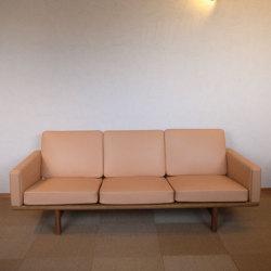 Hans J.Wegner / ハンス・J・ウェグナー GETAMA GE236 3人掛けソファ 北欧ビンテージ家具