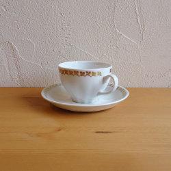 カイ・フランクのコーヒーカップ&ソーサー