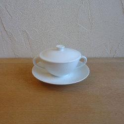 ロイヤル・コペンハーゲンのスープカップ&ソーサー