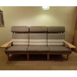 Hans J.Wegner / ハンス・J・ウェグナー GETAMA GE375 ソファ【オーク】 北欧ヴィンテージ家具