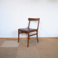 Ole Wanscher / オーレ・ヴァンシャー  Rungstedlund ダイニングチェア【マホガニー】
