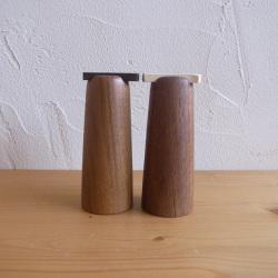 Jacob Jensen   Salt&Pepper Shaker 【チーク】