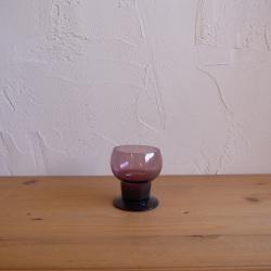 Kaj Franck / カイ・フランク ヌータヤルヴィ 1111 ワイングラス【パープル】