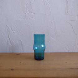Kaj Franck / カイ・フランク ヌータヤルヴィ 1711 タンブラー【ライトブルー】 北欧ビンテージ雑貨